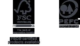 PEFC and FSC